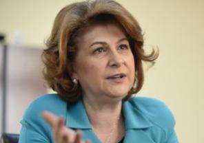 Ministrul Muncii, Rovana Plumb.