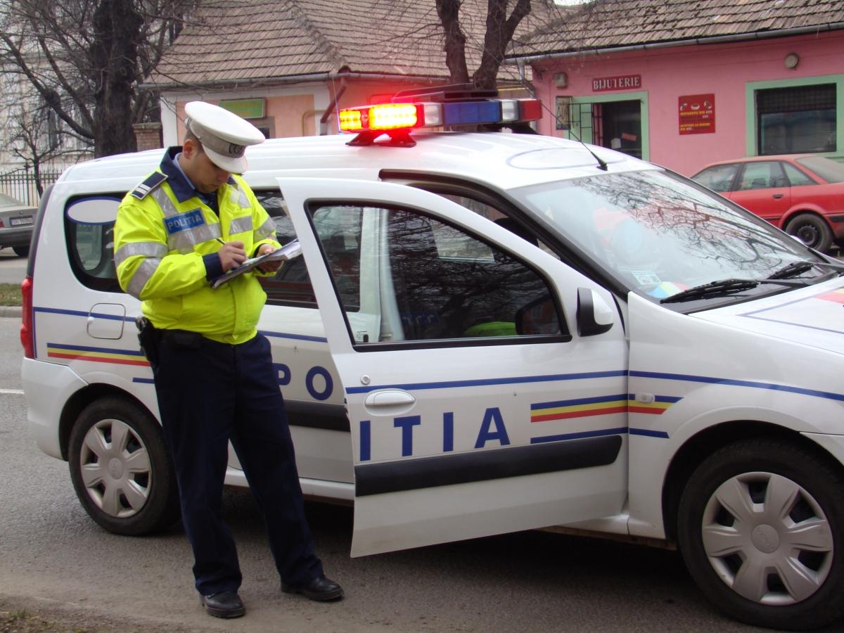 Adjunctul Poliției Rutiere, propus pentru arestare