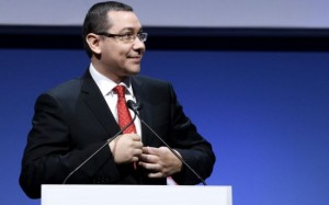 Ponta alintă Serviciile secrete, în prag de alegeri.