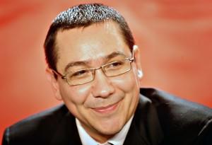 Victor Ponta a salutat adoptarea proiectului aministiei fiscale.