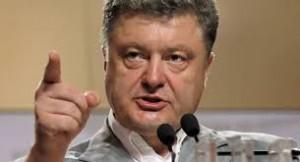 Poroșenko promite reanexarea peninsulei Crimeea la Ucraina (foto:politico.com)