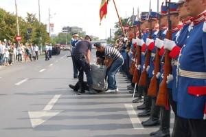 Ziua Pompierilor, 13 septembrie. Cum a decurs ceremonia (foto Marius BATCA)