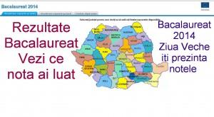 Rezultate FINALE BAC 2014 după contestații