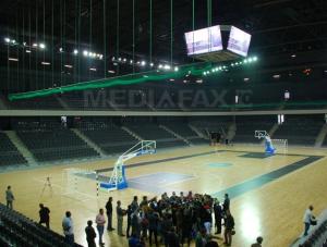 Sala Polivalentă de 70 milioane lei, din Cluj.