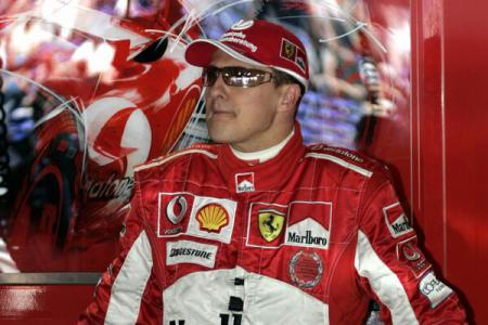 Michael Schumacher a ieșit din spital.