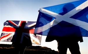 """Referendum independențǎ, rezultate preliminare: Scoțienii au votat """"nu"""" (Foto:telegraph.co.uk)"""