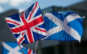 Referendum pentru independențǎ. Ce vor vota scoțienii joi, 18 septembrie (foto:telegraph.co.uk)