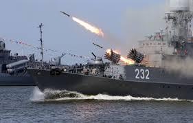 Sea Breeze 2014: Probleme ȋntȃmpinate de exercțiul militar NATO – Ucraina (foto:greatgameindia.com)