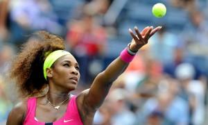 US Open finala: Serena Williams vs Caroline Wozniacki -video