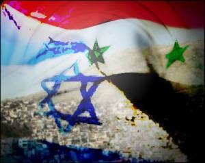 Act de agresiune? Israelul a doborȃt un avion de luptǎ sirian (foto:nakedbana2.com)