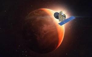 Sonda indiană Mangalyaan a ajuns pe orbita lui Marte (foto:linkedin.com)