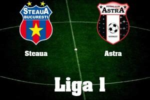 Liga I, etapa 9: Steaua - Astra Giurgiu (live video)