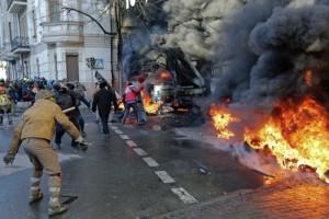 Armistițiul din Ucraina, sub semnul întrebării.
