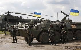 Ucraina e gata de rǎzboi dacǎ armistițiul eșueazǎ (foto:columbian.com)