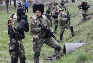 Noi victime în confruntările din estul Ucrainei.