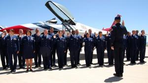 Angajarea ȋn aviația militarǎ SUA interzisǎ pentru atei (foto:zytzb.cn)