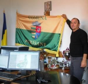primarul Ion Sandu din Perişani
