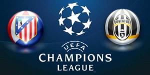 UEFA Champions League, grupa A: Atletico Madrid vs Juventus