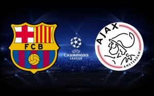UEFA Champions League, grupa F: Barcelona vs Ajax