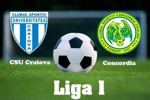 Liga I, etapa 11: CS U Craiova - Chiajna (video live)