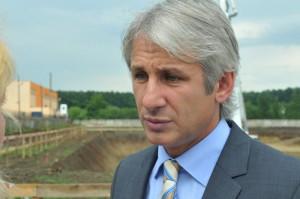 Ministrul Fondurilor Europene, Eugen Teodorovici
