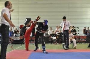 Concursul Romaniei de Freestyle Kickboxing