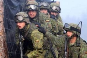Lituania: Forță de reacție rapidă