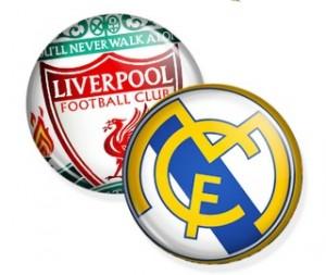 UEFA Champions League, grupa B: Liverpool vs Real Madrid