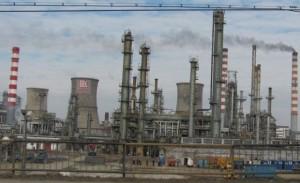 Ploiești: Rafinǎria Lukoil a reluat comercializarea produselor finite (foto:greenly.ro)