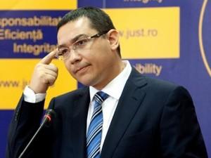 Ponta o atacă pe Victoria Nuland la Moldova TV.