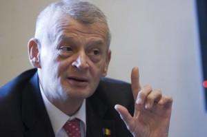 Primarul general al Capitalei, Sorin Oprescu.