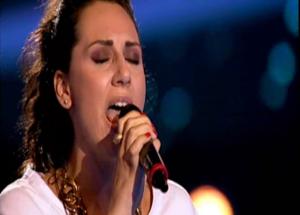 Alexandra Dimitriu, concurenta care și-a pierdut glasul (video)