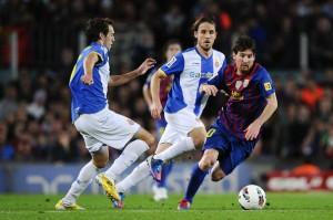De ce ar putea fi excluse FC Barcelona și Espanyol din liga spaniolǎ (foto:zimbio.com)