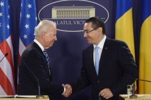 Ce a discutat Ponta la telefon cu Joe Biden (foto: presaonline.ro)