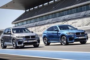 Noile BMW X5 M și X6 M, super SUV-urile de 575 CP.