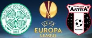 UEFA Europa League, grupa D: Celtic Glasgow vs Astra Giurgiu