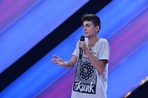 X Factor, 17 octombrie. Clătitarul cu voce de înger (video)