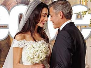 Cât a costat nunta lui George Clooney. (foto: People)