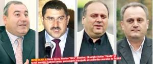 Dosarul MICROSOFT. Dorin Cocoș, Gabriel Sandu și Dumitru Nicolae au fost reținuți