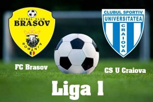 Liga I, etapa 12: FC Brasov – CS U Craiova (live video)