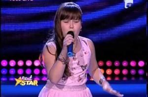 Next Star, 30 octombrie: Denisa Bârzu, urmașa lui Celine Dion găsită în România (foto:captura video youtube)