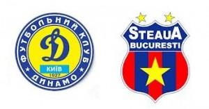 UEFA Europa League, grupa J: Dinamo Kiev vs Steaua