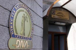 Anchetă DNA la sediul Parchetului Tribunalului Bihor.