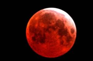 Eclipsa Luna Sangerie.  Ce se întâmpla VA pe 8 octombrie 2014 (video live) Stiinta