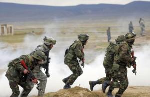 Rusia ȋngrijoratǎ de acțiunile militare comune NATO - Georgia (foto:theepochtimes.com)