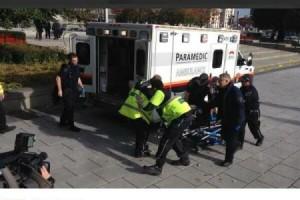 Morţi şi răniţi în urma împuşcăturilor din Parlamentul canadian