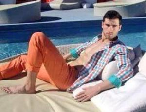 Ruben Lopez, Mister Univers 2014.