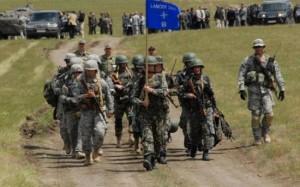 Exercițiu comun NATO în România.
