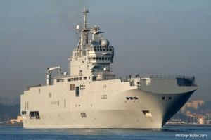 În ce condiţii va livra Franţa navele Mistral Rusiei