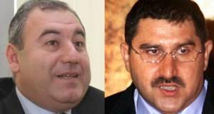 Dorin Cocoş și Nicolae Dumitru au fost aduși luni, 27 octombrie, la DNA, în baza unui mandat de aducere, pentru a fi audiați în dosarul licenţelor Microsoft.